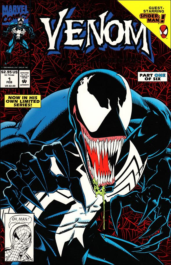 Venom: Lethal Protector 1-A by Marvel