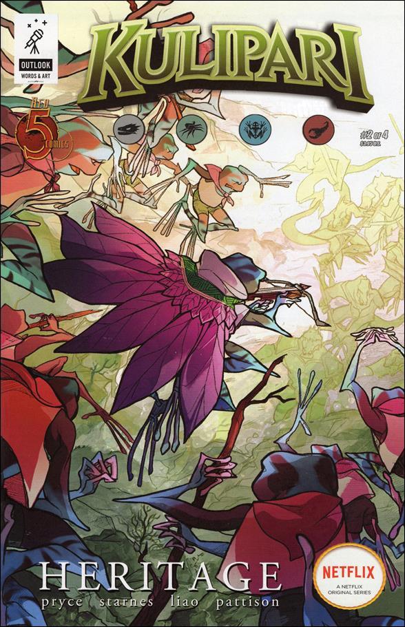 Kulipari:  Heritage 2-A by Red 5 Comics