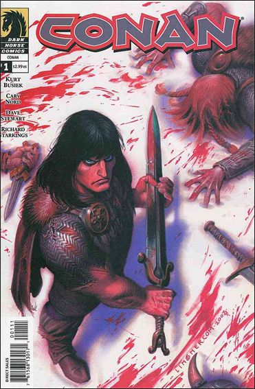 Conan (2004) 1-A by Dark Horse