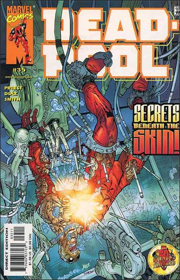 Deadpool (1997) 35-A by Marvel