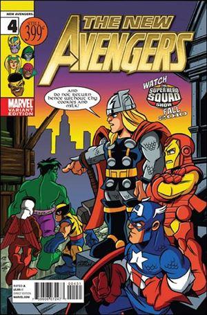 New Avengers (2010) 4-B