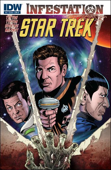 Star Trek: Infestation 2-B by IDW