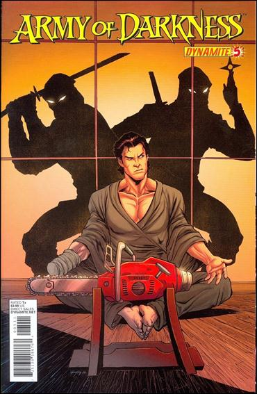 Army of Darkness (2012) 5-A by Dynamite Entertainment