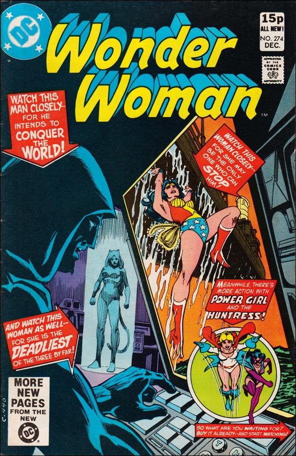 Wonder Woman (1942) 274-B by DC