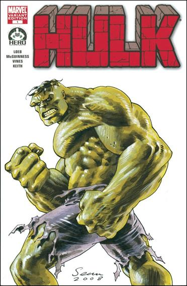 Hulk 100 (Hero Initiative) Cover Project 3-A by Marvel