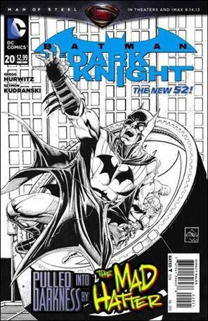 Batman: The Dark Knight (2011/11) 20-B