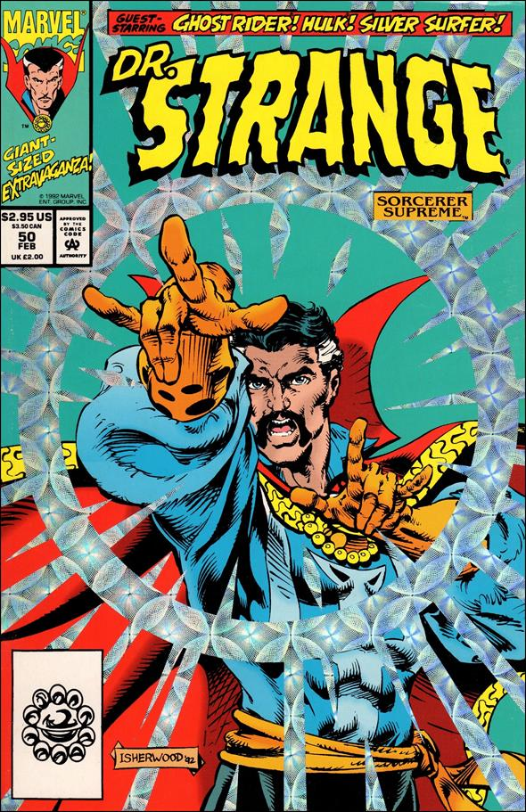 Doctor Strange, Sorcerer Supreme 50-A by Marvel