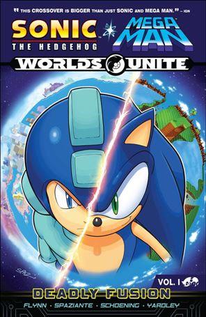 Sonic/Mega Man Worlds Unite 1-A