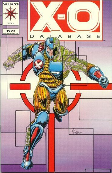 X-O Database 1-A by Valiant