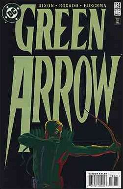 Green Arrow (1988) 124-A by DC