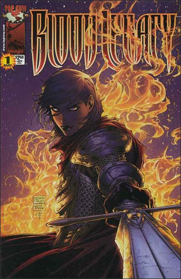 Blood Legacy: The Story of Ryan 1-A by Top Cow