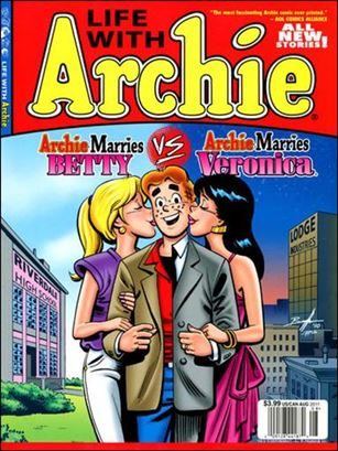 Life with Archie (2010) 11-A