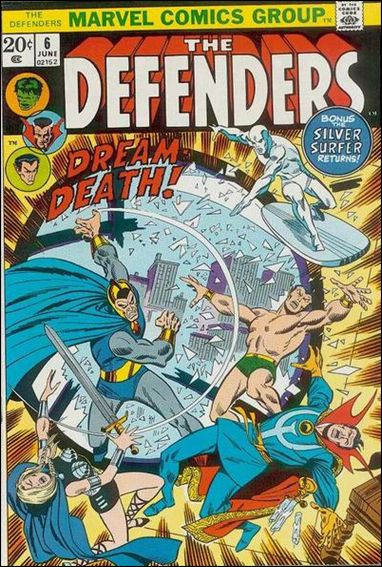 Defenders (1972) 6-A by Marvel