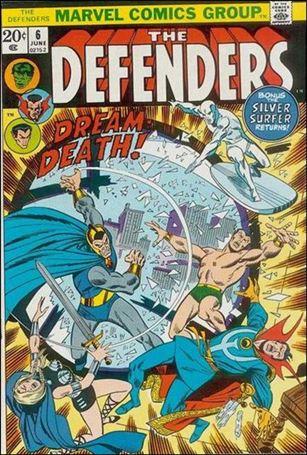 Defenders (1972) 6-A