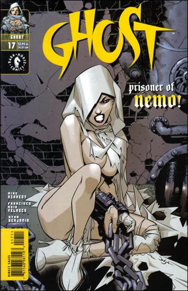 Ghost (1998) 17-A by Dark Horse