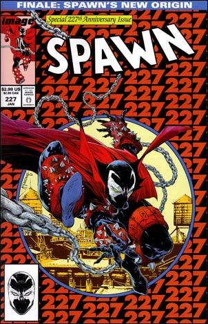 Spawn 227-A by Image