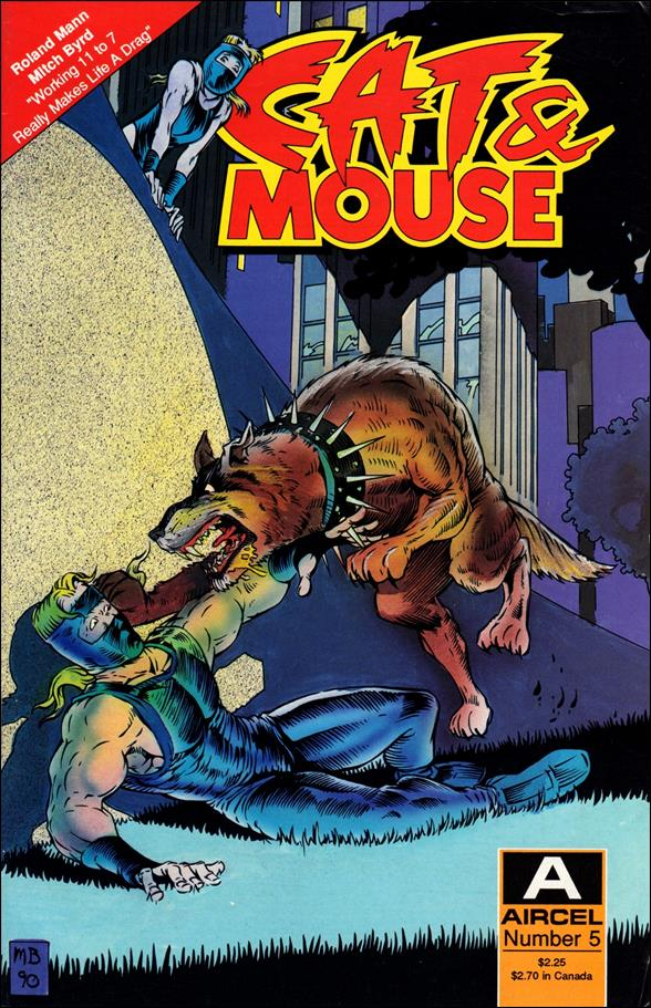 Cat & Mouse (1990) 5-A by Aircel
