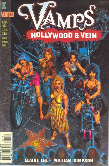 Vamps: Hollywood & Vein 1-A by Vertigo