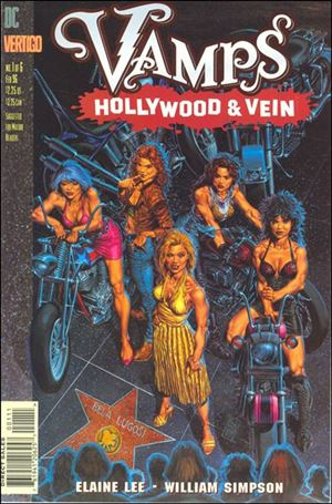 Vamps: Hollywood & Vein 1-A