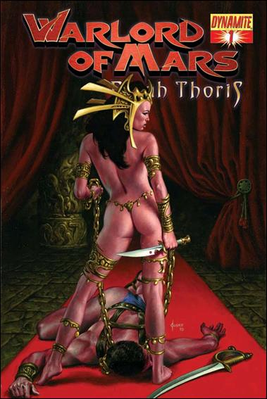 Warlord of Mars: Dejah Thoris 1-C by Dynamite Entertainment
