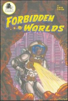 Forbidden Worlds (1991) 1-A by A+ Comics