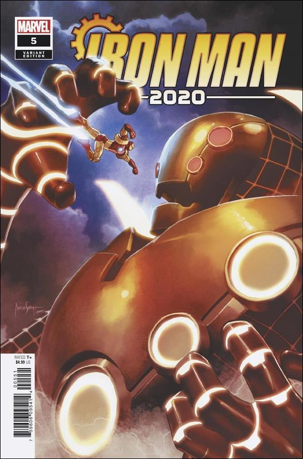 Iron Man 2020 (2020) 5-E by Marvel