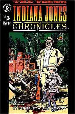 Young Indiana Jones Chronicles 3-A by Dark Horse