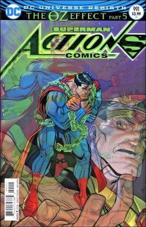 Action Comics (1938) 991-A