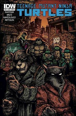 Teenage Mutant Ninja Turtles (2011) 39-B