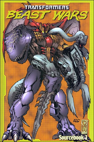 Transformers: Beast Wars Sourcebook 1-A by IDW