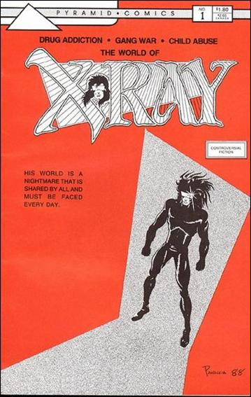 World of X-Ray 1-A by Pyramid
