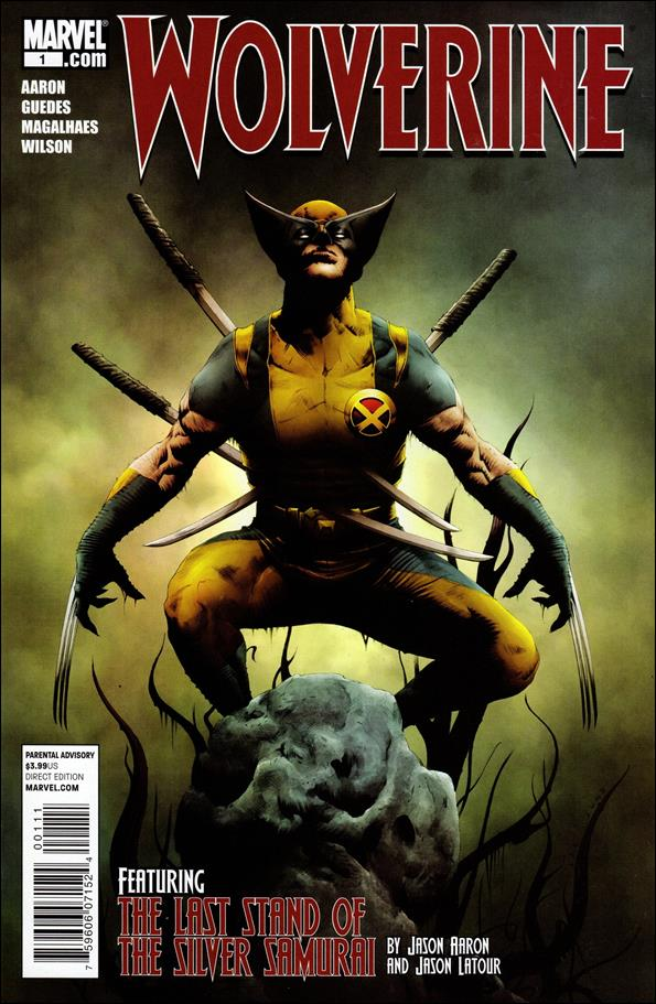 Wolverine (2010) 1-A by Marvel