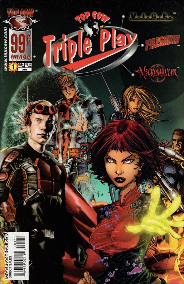 Top Cow Triple Play 1-A by Top Cow