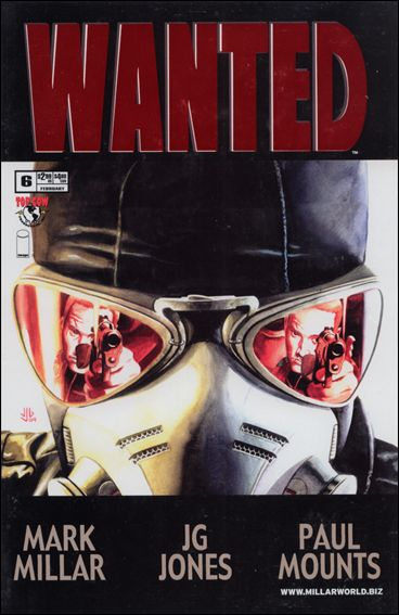 Wanted (2003) 6-F by Top Cow