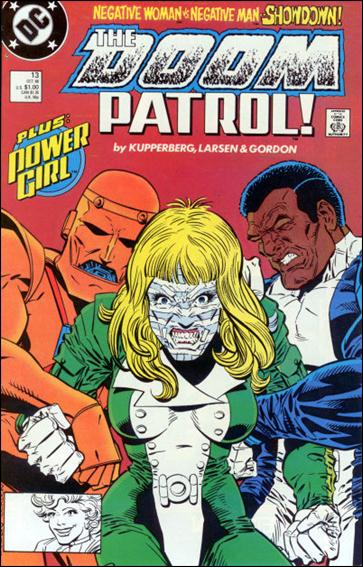 Doom Patrol (1987) 13-A by Vertigo