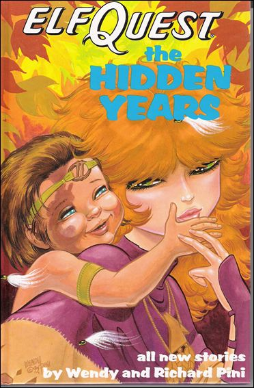 Elfquest: Hidden Years 1-A by Father Tree Press