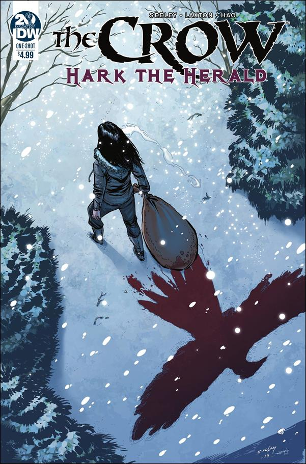 Crow: Hark the Herald 1-A by IDW