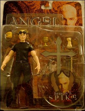 Angel (Series 2) Season 5 Spike by Diamond Select
