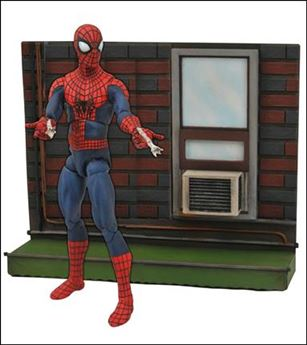 Marvel Select Spider-Man with Base (Amazing Spider-Man 2)