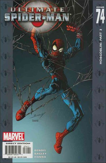 Ultimate Spider-Man (2000) 74-A by Marvel