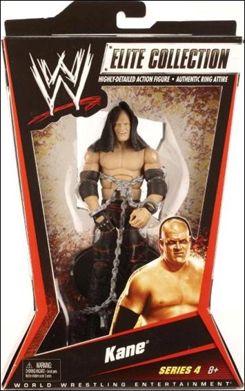 WWE: Elite Collection (Series 04) Kane by Mattel