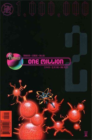 DC One Million 2-A by DC