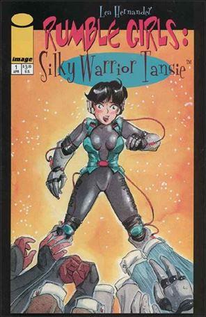 Rumble Girls: Silky Warrior Tansie 1-A