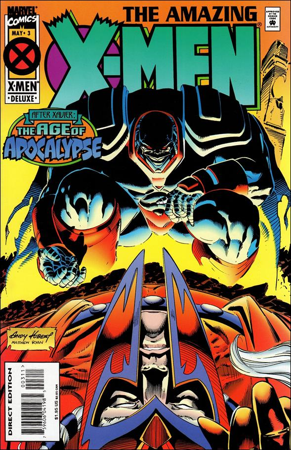 Amazing X-Men (1995) 3-A by Marvel