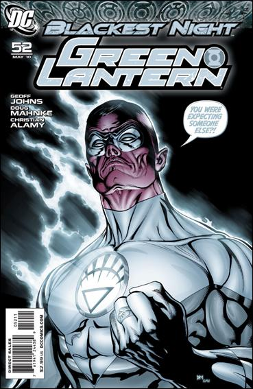 Green Lantern (2005) 52-A by DC