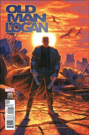 Old Man Logan (2016) 5-B