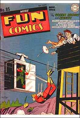 More Fun Comics 85-A by DC