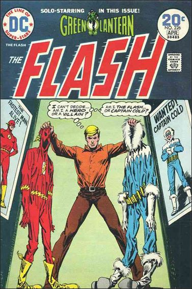Flash (1959) 226-A by DC