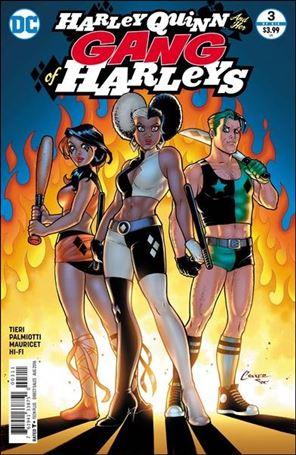 Harley Quinn & Her Gang of Harleys 3-A