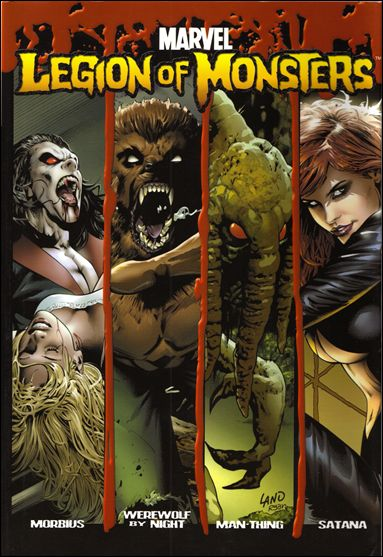 Legion of Monsters nn-A by Marvel